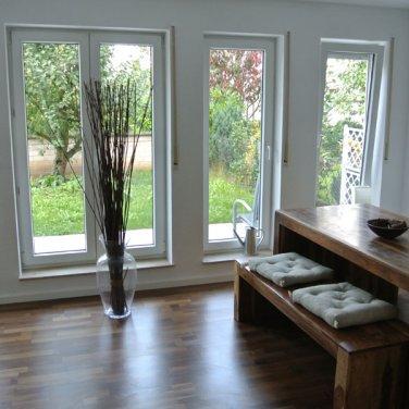 Hanau-Großauheim: 1-Zimmer-Wohnung mit Terrasse