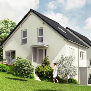 Aschaffenburg-Gailbach: Neubau eines Einfamilienhauses mit KFW 70