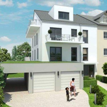 Aschaffenburg-Schweinheim: Neubau eines 4-Familienhaus (KFW70)