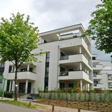 """Aschaffenburg: """"Inside"""" mit 25 Wohneinheiten"""