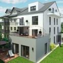 Garten - Mehrfamilienhaus in Schweinheim